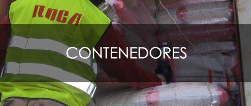 Fumigación de contenedores - Control de plagas Valencia