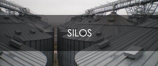 Fumigación de silos - Control de plagas