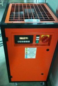 Fumigación con tratamiento térmico en ROCA Defisan