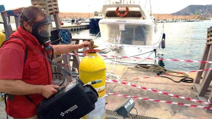 Embarcaciones de recreo - Fumigar madera barcos